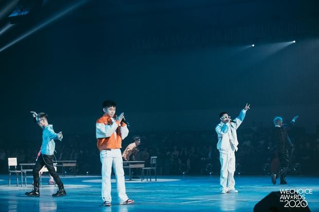 Ricky Star - Lăng LD và gang OTD từng mong ước được diễn tại WeChoice Awards trên sân khấu lớn, năm nay đã thành hiện thực! - Ảnh 5.