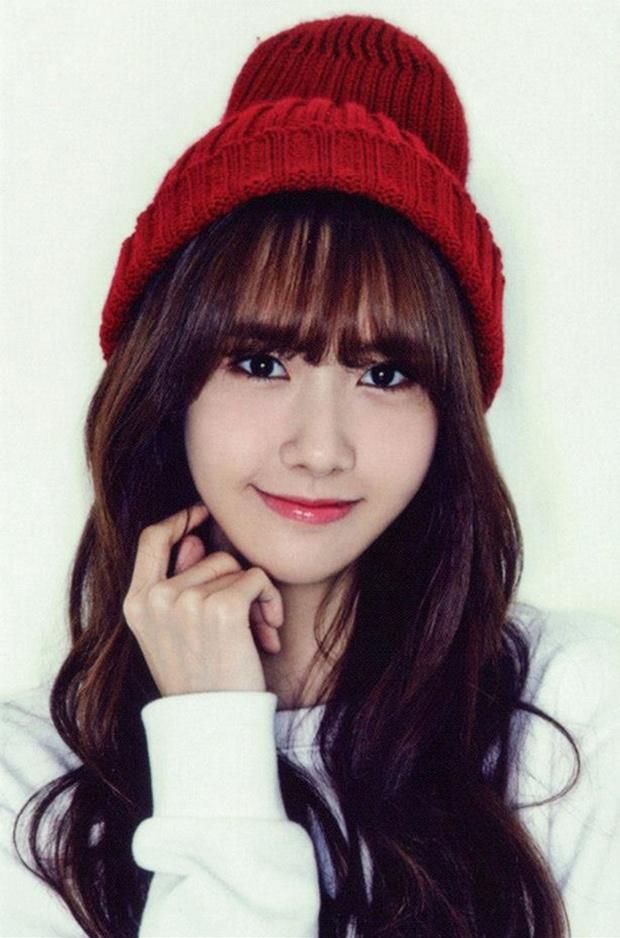 Diện tóc mái giả, Yoona từng bị hại ngượng chín mặt, đến Taeyeon cũng sững người vì bất ngờ - Ảnh 2.