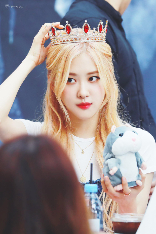 """Top nữ idol """"đậm"""" khí chất công chúa nhất Kpop: Rosé và thành viên hụt BLACKPINK đẹp hiếm có, Joy là Bạch Tuyết """"chuyển thể"""" - Ảnh 6."""
