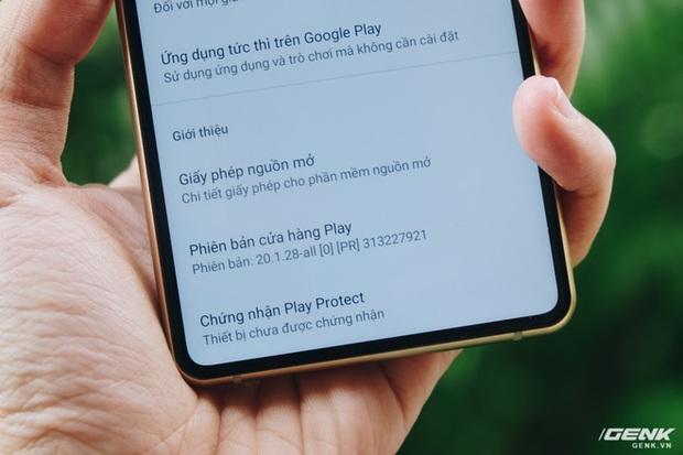 Cuối cùng, Bphone đã có chứng chỉ Google Play Protect - Ảnh 1.