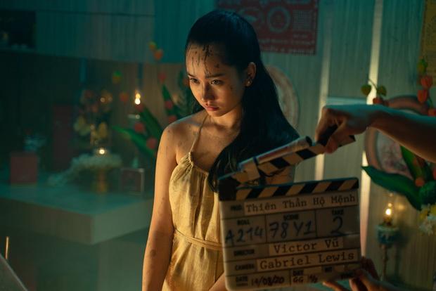 Orange hát, Salim nhảy, Trúc Anh bè nhưng Chi Pu thì bị giấu kỹ không thấy đâu trong OST phim kinh dị bùa ngải Thiên Thần Hộ Mệnh - Ảnh 5.