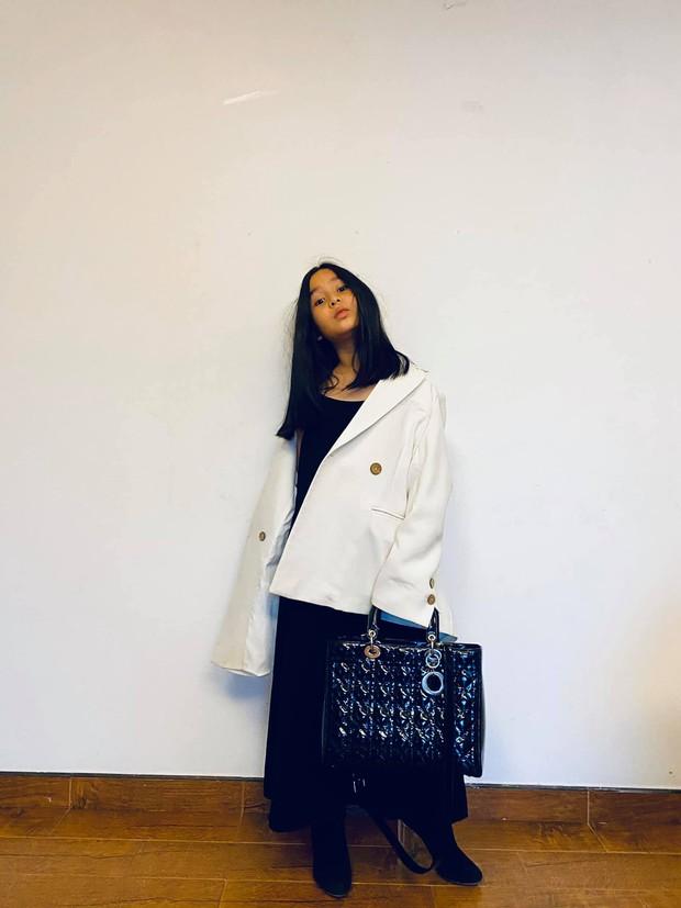 Con gái Lưu Hương Giang - Hồ Hoài Anh làm vlog tiện thể khoe trường quốc tế học phí nửa tỷ, trình nói tiếng Anh đỉnh, tiết lộ cả công việc mơ ước - Ảnh 5.