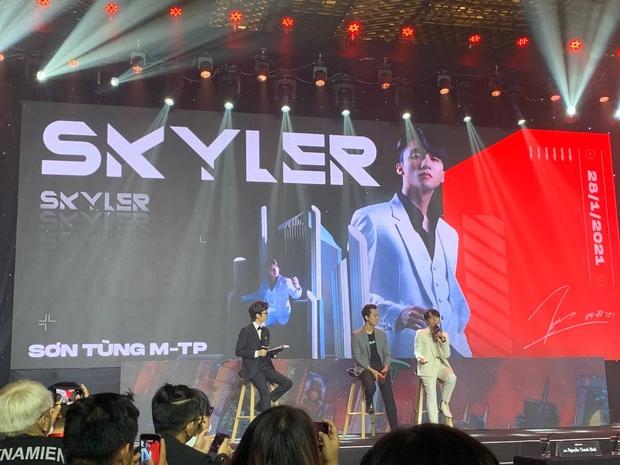 Giải mã cái tên Skyler - Nhân vật chính của màn hợp tác giữa Sơn Tùng M-TP và Free Fire: Bí ẩn hơn chúng ta vẫn nghĩ - Ảnh 3.