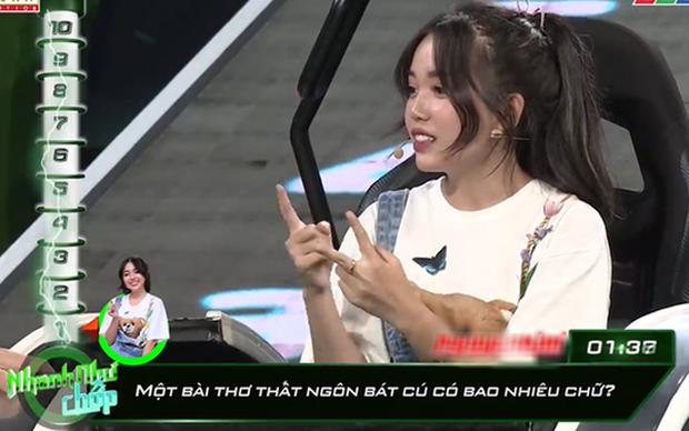 Đi chơi gameshow, sao Việt lộ lỗ hổng kiến thức cơ bản: Người được thông cảm, kẻ đáng lo vì sắp thi sắc đẹp quốc tế - Ảnh 1.