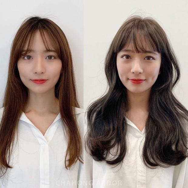 Muốn chọn được kiểu tóc hợp với gương mặt, chuyên gia khuyên bạn nên chú ý đến điểm này - Ảnh 3.