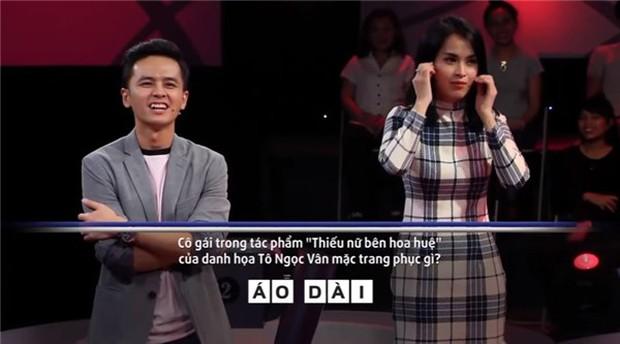 Đi chơi gameshow, sao Việt lộ lỗ hổng kiến thức cơ bản: Người được thông cảm, kẻ đáng lo vì sắp thi sắc đẹp quốc tế - Ảnh 6.
