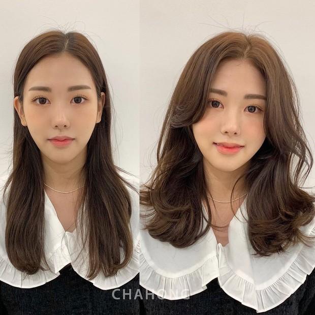 Muốn chọn được kiểu tóc hợp với gương mặt, chuyên gia khuyên bạn nên chú ý đến điểm này - Ảnh 7.