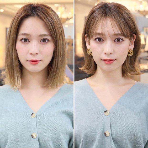 Muốn chọn được kiểu tóc hợp với gương mặt, chuyên gia khuyên bạn nên chú ý đến điểm này - Ảnh 8.