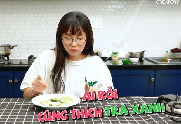 """Soi vlog mới nhất của MisThy, nữ streamer buột miệng ẩn ý: """"Ai rồi cũng thích trà xanh thôi"""" - Ảnh 9."""