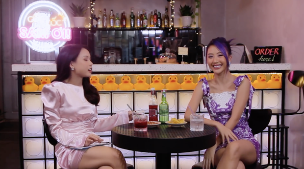 Quỳnh Anh Shyn nói về việc phát hiện mình và bạn thân yêu cùng một người: Eo ôi, ghét - Ảnh 3.