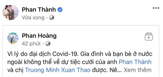 Đám cưới của thiếu gia Saigon Square sẽ được livestream cho bà con vì COVID-19 không về nước được - Ảnh 3.