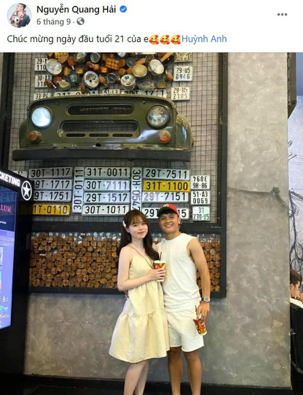 Quang Hải vừa đăng ảnh check-in ở chốn cũ, Huỳnh Anh cũng diện lại chiếc váy ngày xưa: Trùng hợp ghê - Ảnh 3.