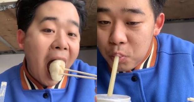 """Streamer Mukbang nổi tiếng Trung Quốc qua đời ở tuổi 19 vì """"ăn thùng uống vại"""" thiếu khoa học, MXH rùng mình trước mặt trái của xu hướng Mukbang - Ảnh 2."""