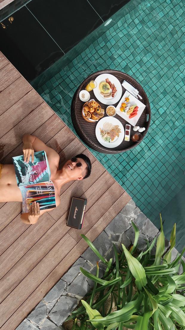 Công ty người ta chưa từng làm tôi thất vọng: Sắm đồ hiệu bạc triệu - nghỉ dưỡng ở resort 5 sao chụp ảnh sống ảo thấy mà ham! - Ảnh 16.