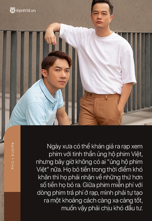 Cặp đôi đạo diễn Bảo Nhân - NSX Namcito: Tinh thần ủng hộ phim Việt giờ đã khác, khán giả cần phim đủ sức kéo họ ra rạp! - Ảnh 3.