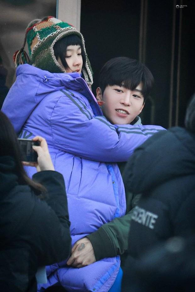 Bị đồn dẫn bạn gái lên phim trường đam mỹ, em trai Phạm Băng Băng lập tức đáp trả trấn an fan - Ảnh 8.