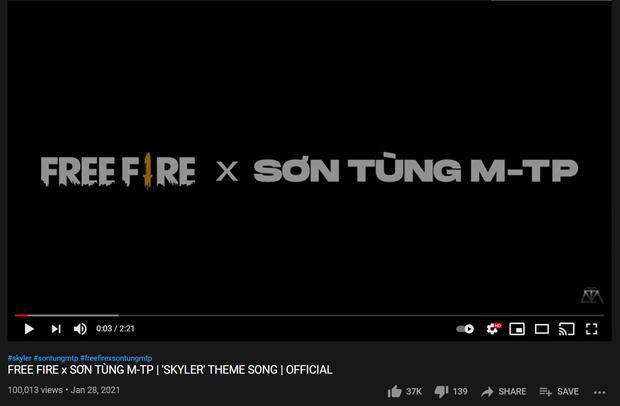 Sau 4 tiếng lên sóng, MV Skyler của Sơn Tùng M-TP chỉ có hơn 750.000 view, fan chán Sếp hay lỗi tại YouTube? - Ảnh 2.