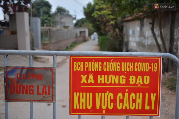 Hải Dương: Phong tỏa 1 thôn, giãn cách xã hội 1 xã liên quan đến nữ công nhân dương tính Covid-19 - Ảnh 6.