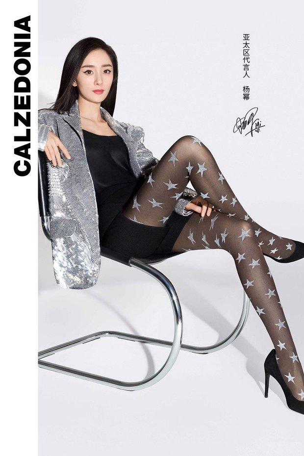 """Biết Dương Mịch nổi tiếng nhưng vẫn phải choáng vì khả năng """"thầu"""" trọn các thương hiệu, đại diện từ thời trang đến mỹ phẩm - Ảnh 7."""