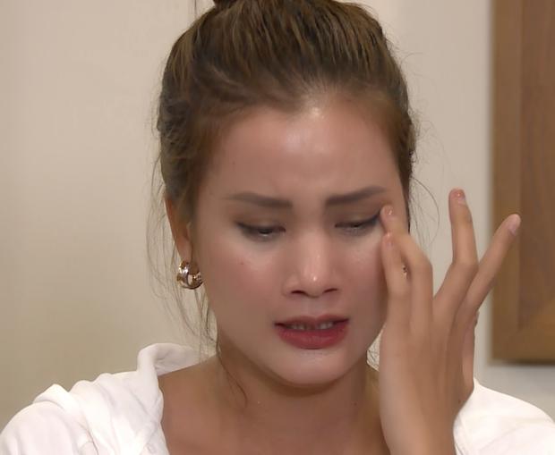 Hương Ly khóc nức nở, Tường Linh bị Ngọc Diễm phê bình thái độ trong tập Chung kết Vietnam Why Not - Ảnh 7.