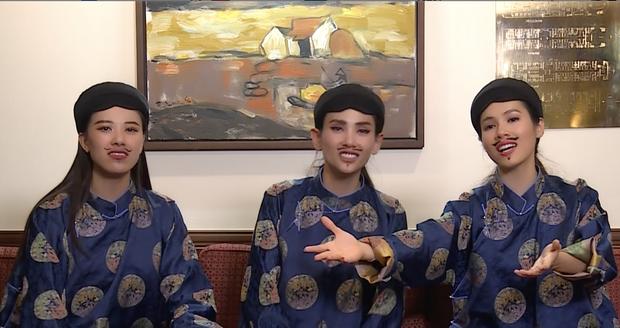 Hương Ly khóc nức nở, Tường Linh bị Ngọc Diễm phê bình thái độ trong tập Chung kết Vietnam Why Not - Ảnh 6.