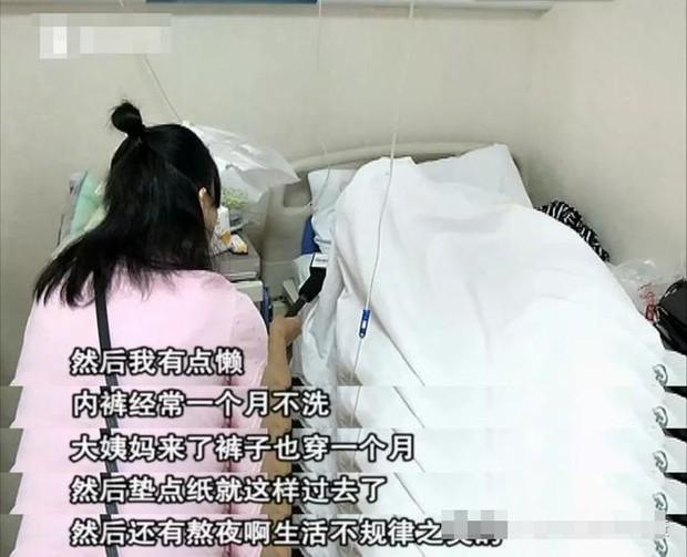 Một tháng không thay đồ lót, cô gái trẻ 23 tuổi bị tổn thương tiền ung thư âm hộ - Ảnh 1.