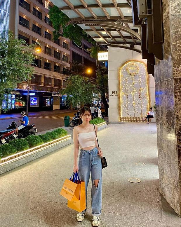 Huỳnh Anh có màn đáp trả khó hiểu khi bị dân tình vào tận Instagram để nhắc về trà xanh - Ảnh 2.