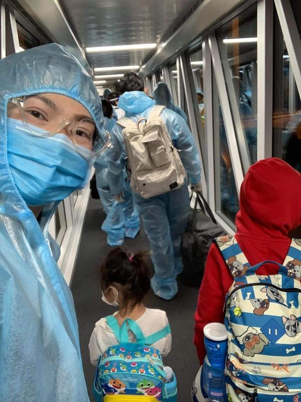 Thanh Thảo đã hoàn thành 14 ngày cách ly sau khi trở về từ Mỹ, tiết lộ về tình trạng sức khoẻ hiện tại - Ảnh 4.