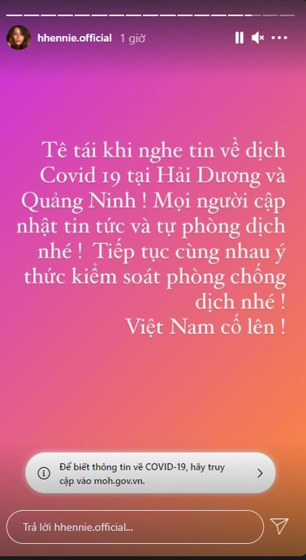 Trấn Thành kêu gọi đeo khẩu trang, NS Việt Hương - Xuân Bắc và cả Vbiz chung tay lan toả điều tích cực giữa dịch Covid-19 - Ảnh 5.
