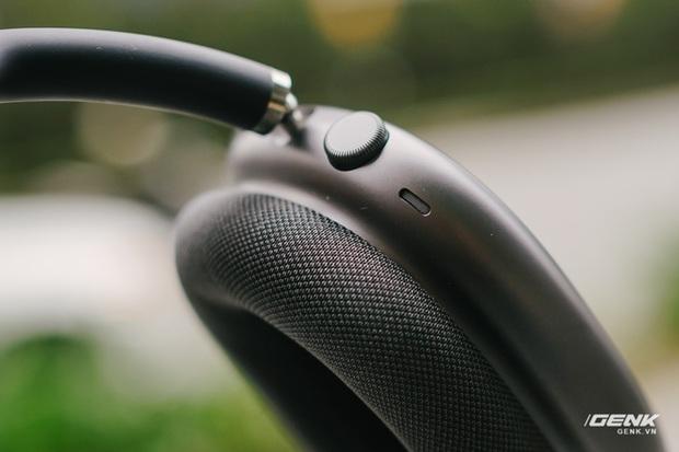 Trên tai AirPods Max: Thiết kế thông minh và cao cấp, đeo thoải mái, giá chính hãng 13 triệu đồng - Ảnh 12.