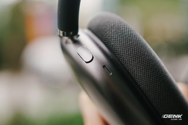 Trên tai AirPods Max: Thiết kế thông minh và cao cấp, đeo thoải mái, giá chính hãng 13 triệu đồng - Ảnh 14.