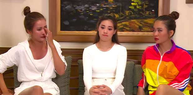 Hương Ly khóc nức nở, Tường Linh bị Ngọc Diễm phê bình thái độ trong tập Chung kết Vietnam Why Not - Ảnh 8.