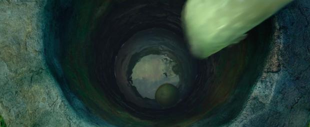 Đoạn trích của Trạng Tí khiến khán giả hoang mang: Để trẻ con đứng trên miệng giếng, lấy nước đục đổ vào nước trong? - Ảnh 6.