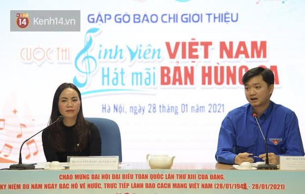 """Phát động cuộc thi """"Sinh viên Việt Nam – Hát mãi bản hùng ca"""" - Ảnh 2."""