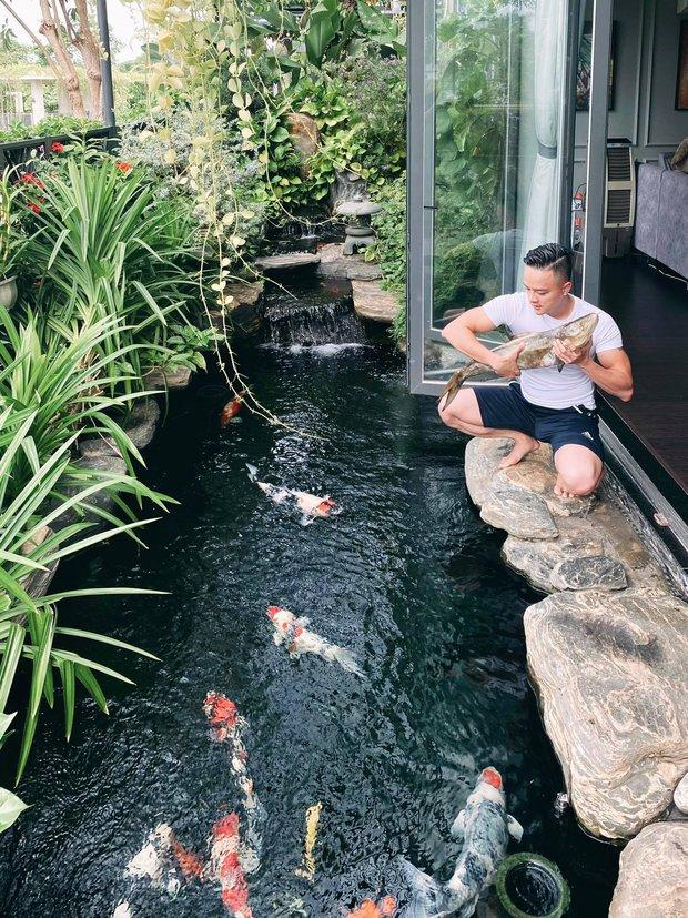 Cận cảnh biệt thự triệu đô của Cao Thái Sơn: Góc nào cũng toát lên mùi chanh sả, ban công có view cực ăn tiền - Ảnh 20.