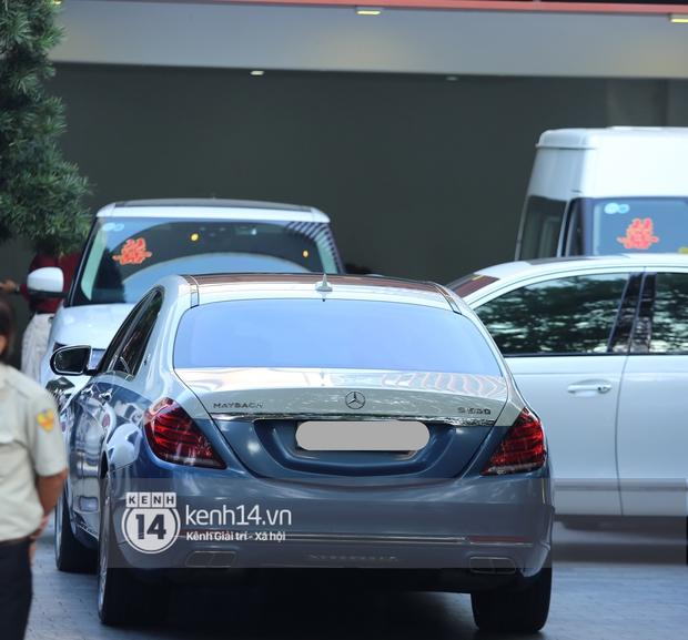 Rolls-Royce, McLaren, Maybach và dàn siêu xe của Phan Thành đồng loạt dán chữ hỷ chuẩn bị rước dâu - Ảnh 8.