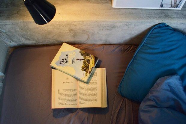 Cô nàng phù phép căn hộ cổ thành không gian đậm chất Địa Trung Hải, góc nào cũng xinh như là homestay - Ảnh 9.