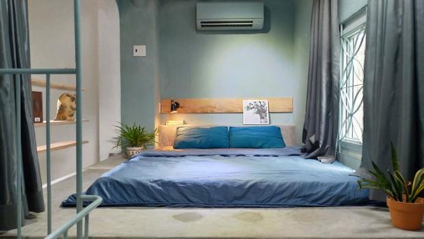 Cô nàng phù phép căn hộ cổ thành không gian đậm chất Địa Trung Hải, góc nào cũng xinh như là homestay - Ảnh 8.