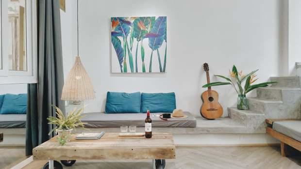 Cô nàng phù phép căn hộ cổ thành không gian đậm chất Địa Trung Hải, góc nào cũng xinh như là homestay - Ảnh 6.