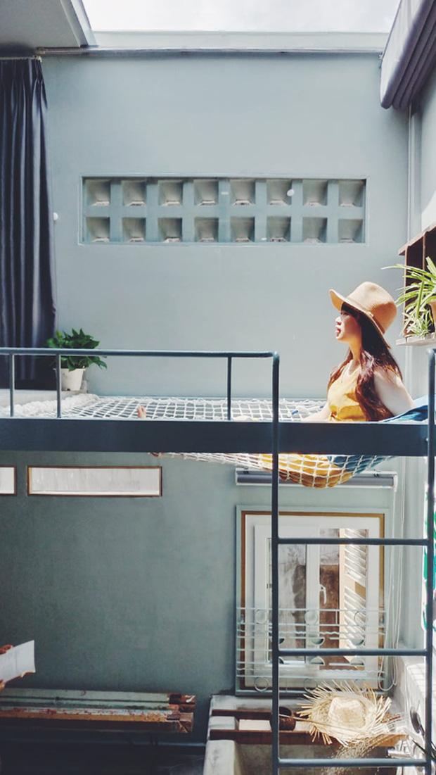 Cô nàng phù phép căn hộ cổ thành không gian đậm chất Địa Trung Hải, góc nào cũng xinh như là homestay - Ảnh 12.