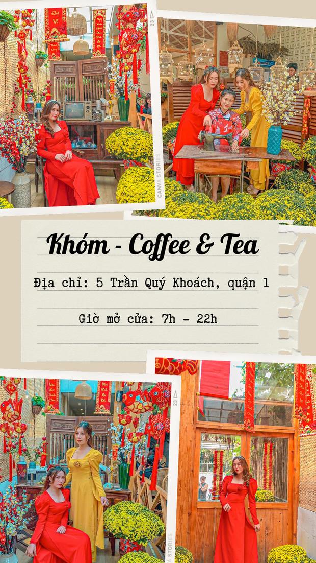 Sống ảo cháy máy ở 10 quán cà phê trang trí Tết đẹp nhất Sài Gòn, ai chưa có hình đón xuân Tân Sửu thì bơi hết vào đây! - Ảnh 1.