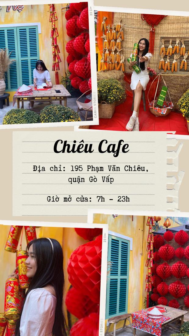 Sống ảo cháy máy ở 10 quán cà phê trang trí Tết đẹp nhất Sài Gòn, ai chưa có hình đón xuân Tân Sửu thì bơi hết vào đây! - Ảnh 3.
