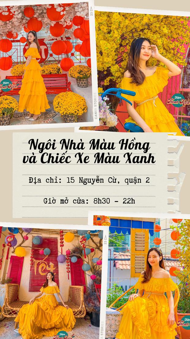 Sống ảo cháy máy ở 10 quán cà phê trang trí Tết đẹp nhất Sài Gòn, ai chưa có hình đón xuân Tân Sửu thì bơi hết vào đây! - Ảnh 9.