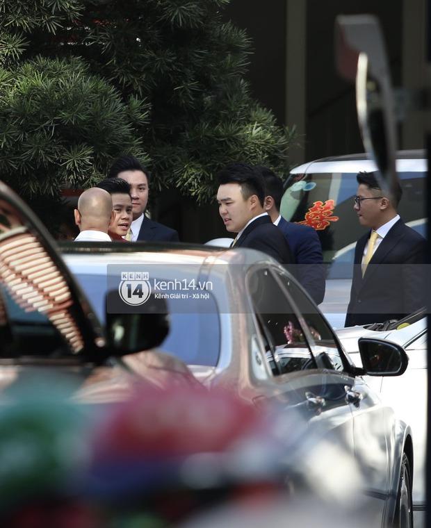 Đám cưới Phan Thành - Primmy Trương: Cô dâu chiếm spotlight với áo dài đỏ, nhẫn kim cương to đùng trên tay nhìn là nể ngay - Ảnh 20.
