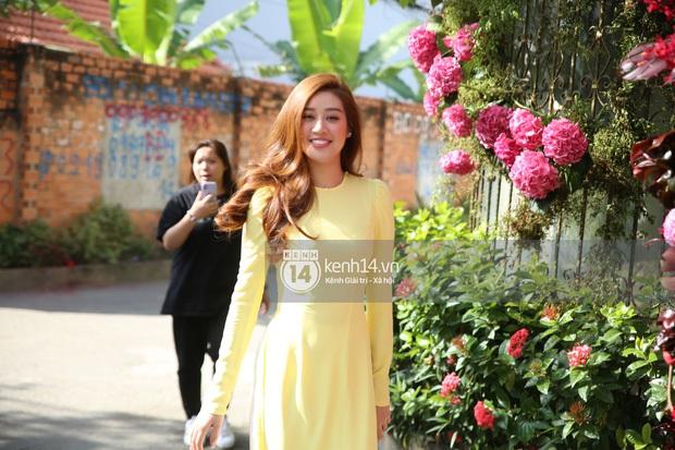 Team qua đường bắt trọn nhan sắc nàng phù dâu Khánh Vân trong đám cưới Phan Thành - Primmy: Đã đủ chuẩn đến Miss Universe? - Ảnh 5.