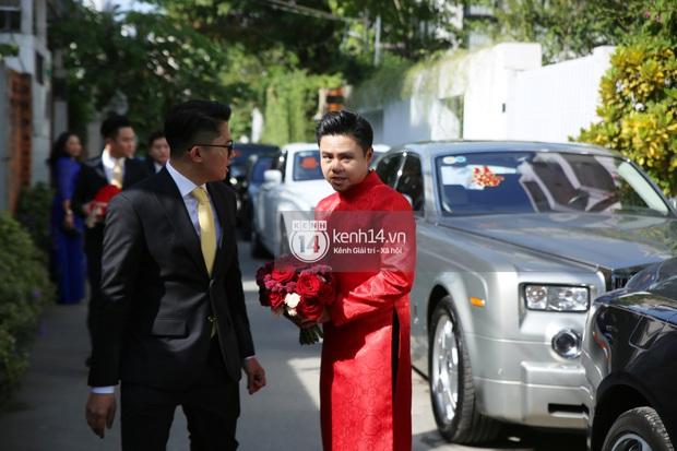 Đám cưới Phan Thành - Primmy Trương: Cô dâu chiếm spotlight với áo dài đỏ, nhẫn kim cương to đùng trên tay nhìn là nể ngay - Ảnh 30.