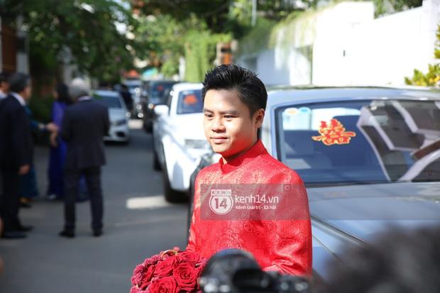 Đám cưới Phan Thành - Primmy Trương: Cô dâu chiếm spotlight với áo dài đỏ, nhẫn kim cương to đùng trên tay nhìn là nể ngay - Ảnh 31.