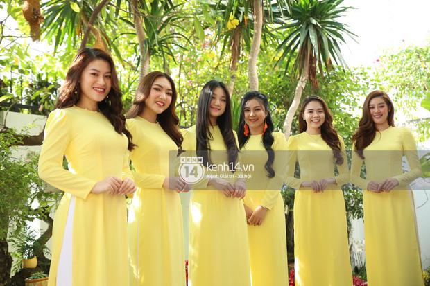 Team qua đường bắt trọn nhan sắc nàng phù dâu Khánh Vân trong đám cưới Phan Thành - Primmy: Đã đủ chuẩn đến Miss Universe? - Ảnh 6.