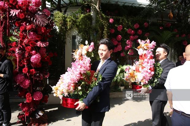 Cận cảnh sính lễ xa xỉ trong đám cưới Phan Thành - Primmy Trương: nhìn chỉ muốn loá mắt vì ghen tị - Ảnh 3.
