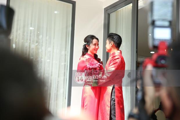 Đám cưới Phan Thành - Primmy Trương: Cô dâu chiếm spotlight với áo dài đỏ, nhẫn kim cương to đùng trên tay nhìn là nể ngay - Ảnh 37.